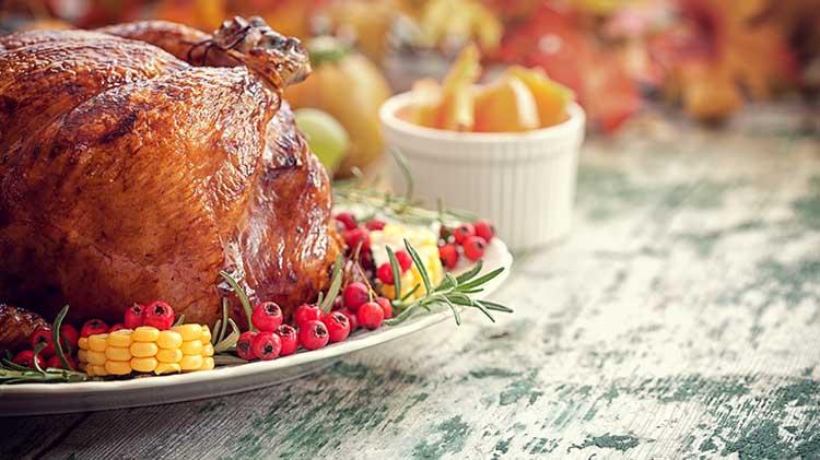 BOSS Thanksgiving Dinner