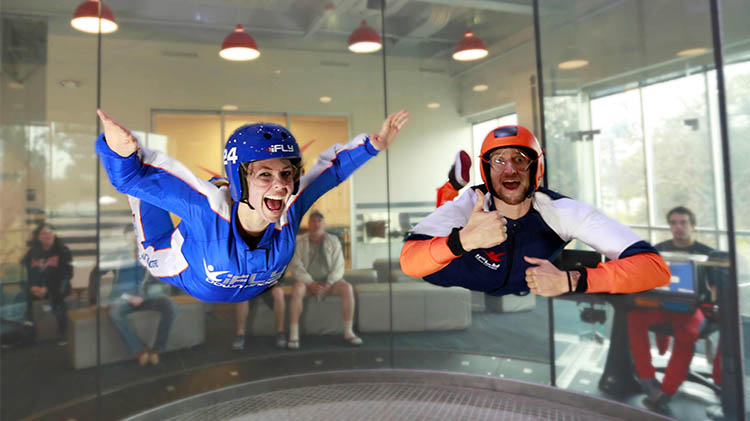 Indoor Skydiving - BOSS