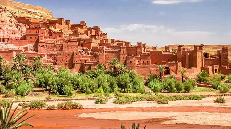 Marvelous Morocco