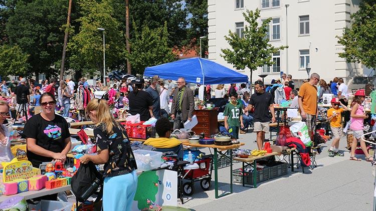C.A.R.E. Fair Flea Market
