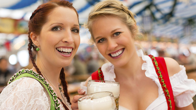 We have Tickets to Volksfest