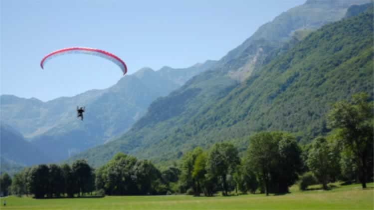 Into to Paragliding