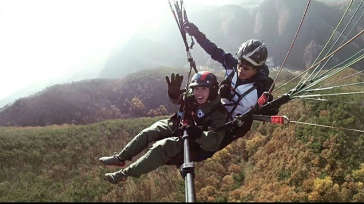 Intro to Paragliding
