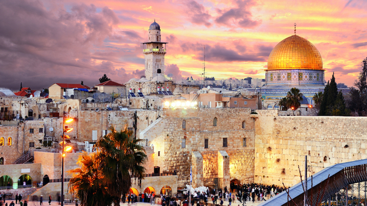 Israel for Thanksgiving
