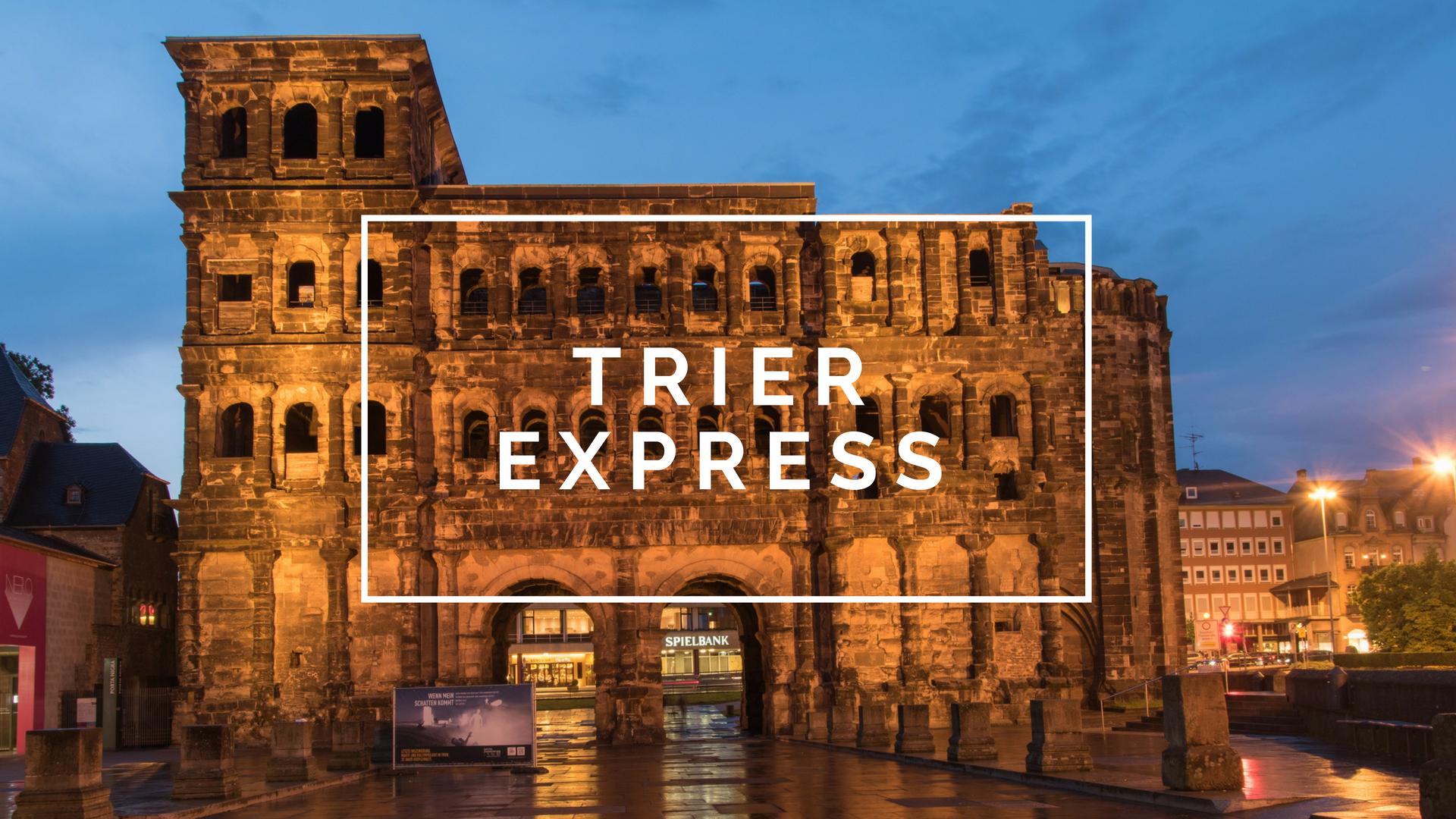 A Roman Excursion in Trier