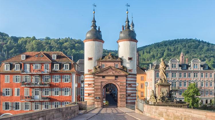 Heidelberg Castle Illumination