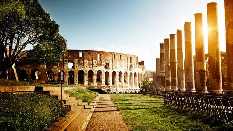 Rome for Thanksgiving