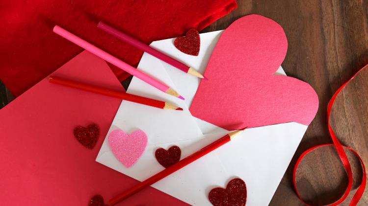 Last Minute Valentine Craft