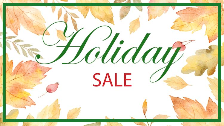 Patch Arts and Crafts Holiday Kickoff Sale