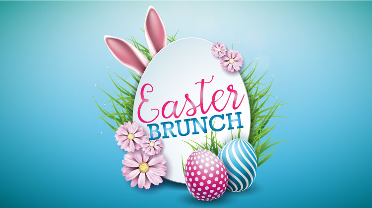Easter Brunch Buffet at the Golfer's Garden