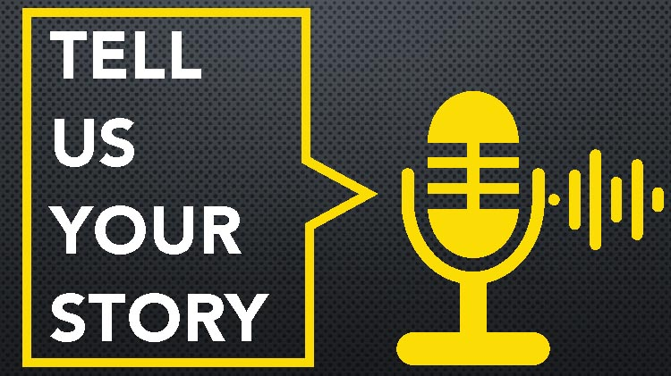 Audio Storytelling - Tell Us Your Story!