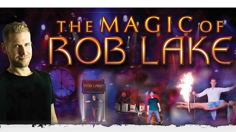 Magic of Rob Lake - 1st Show