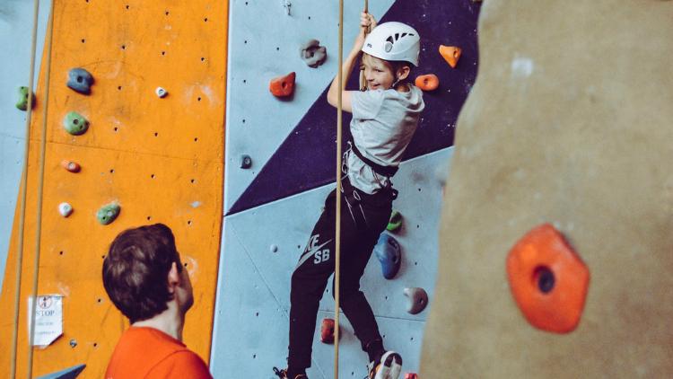 Rock Solid Climbing Adventure