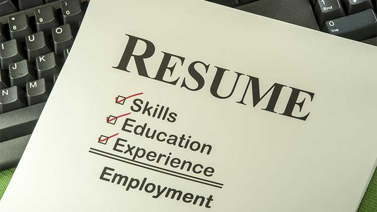 Resume Writing for the Private Sector