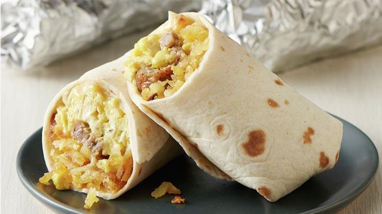 Burrito Sale