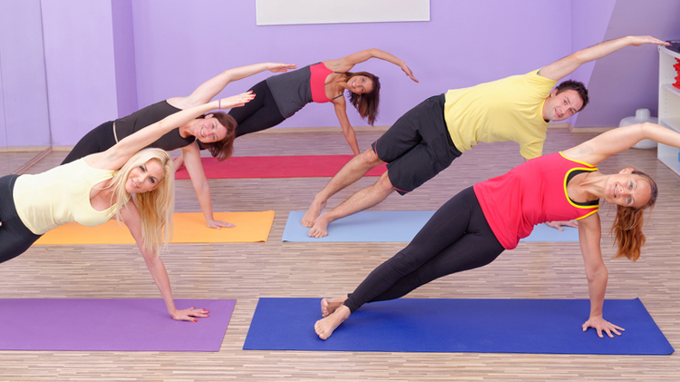 Fit in 45: Buti Yoga