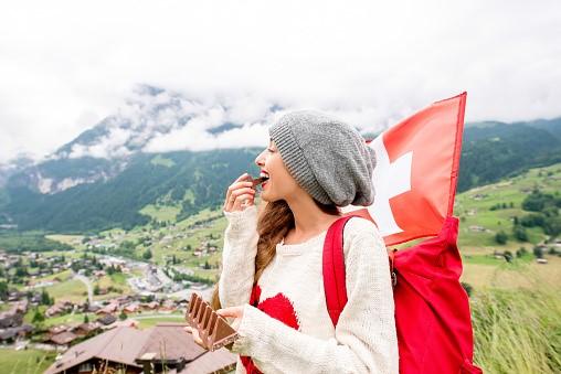 Switzerland Chocolate & Cheese