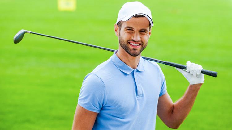 Golf Course Open House