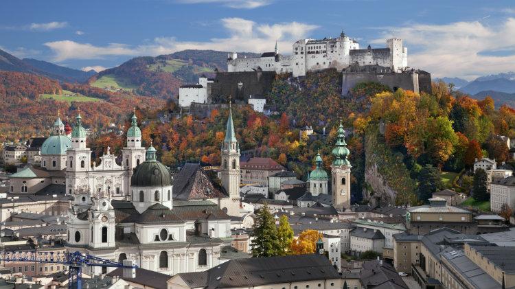 Salzburg Sound of Music Bike Tour