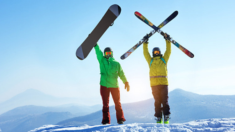 Mellau-Damuels, AT Ski Trip