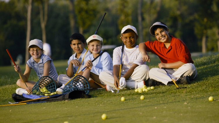 Free Junior Golf Lessons