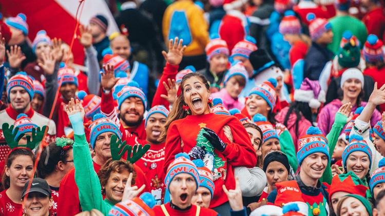 The Ugly Sweater 5K Fun Run/Walk