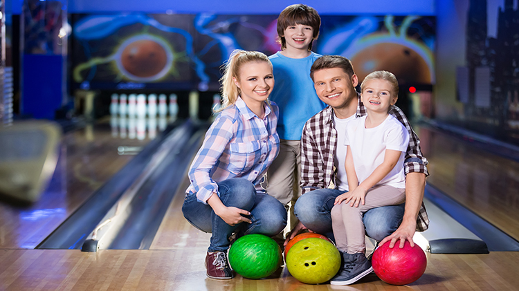 Bowling for Healthy Families!
