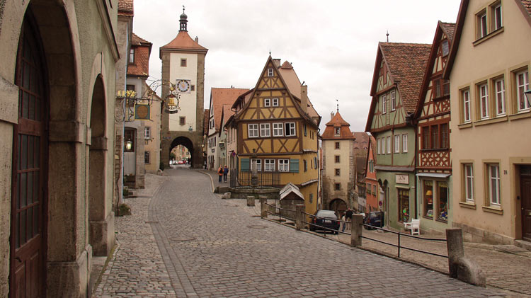 Rothenburg with Nightwatchman Trip