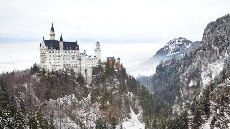 A Day of Castles: Neuschwanstein and Hohenschwangau