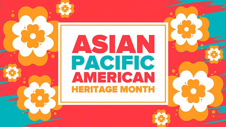 Asian Pacific American Heritage at the Library