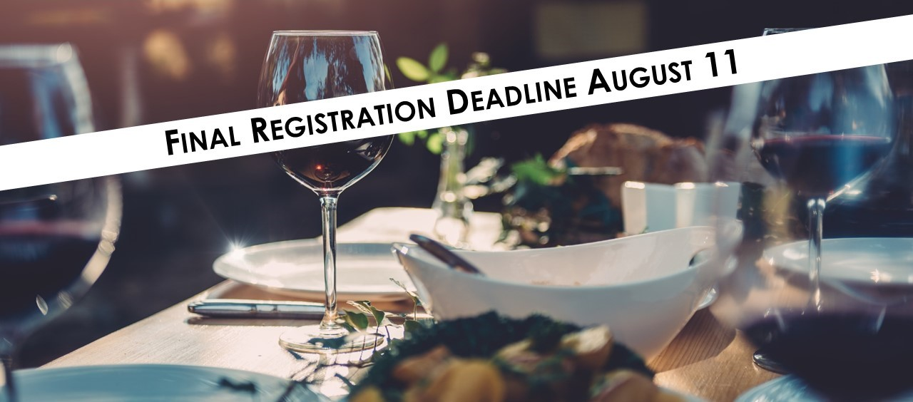 Wine and Dine Final Registration