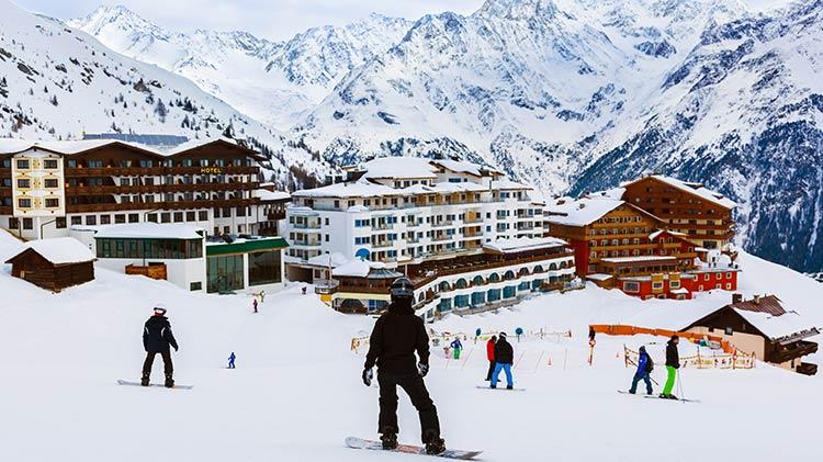 Ski/Snowboard trip to Soelden, Austria