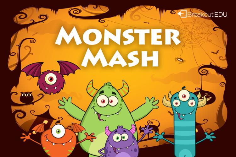 Monster Mash Escape Room