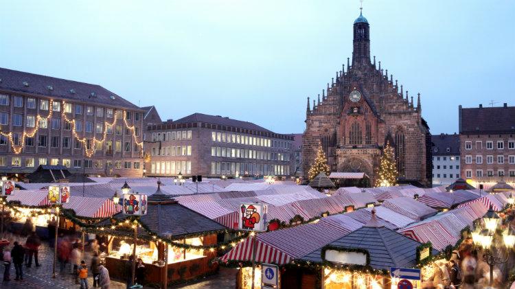 Christkindlemarket Nuremberg Christmas Tour