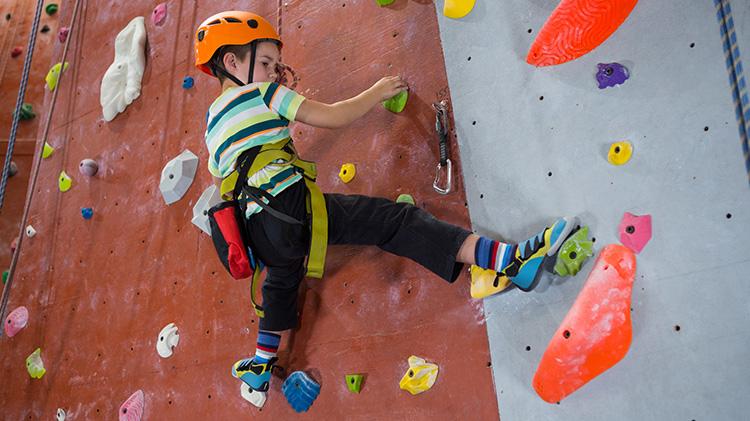 Rock Solid Climbing Kick-off Clinic