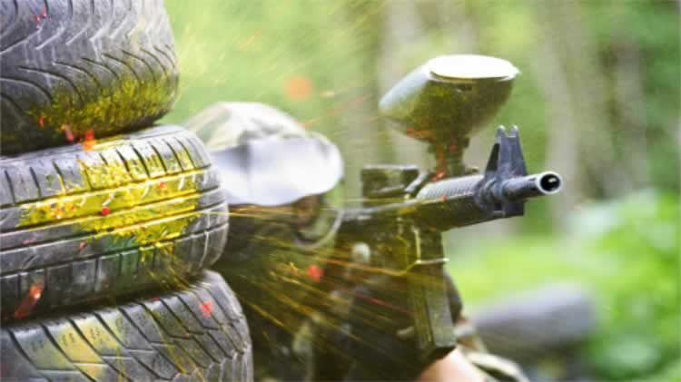 Paintball Play Day