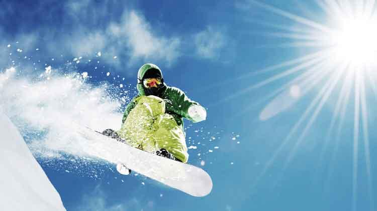 Ski/Snowboard trip to Serfaus, Austria