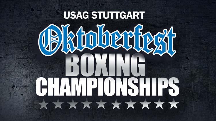 Boxers Wanted - USAG Stuttgart Oktoberfest Boxing Championships