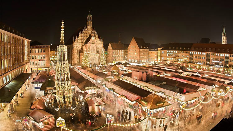 Nuremberg Christkindlesmarket
