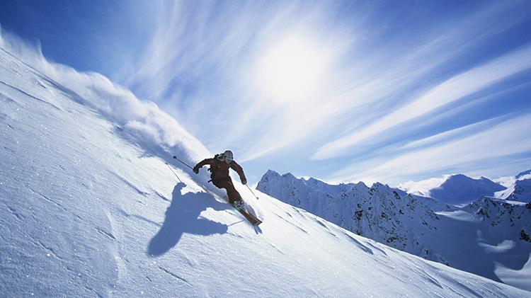 Ski Trip to Davos, Switzerland