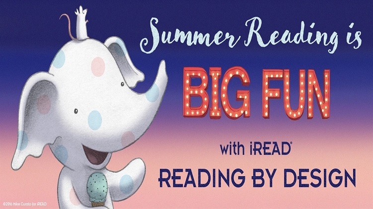 Summer Reading Kick-Off Party at Patch Library