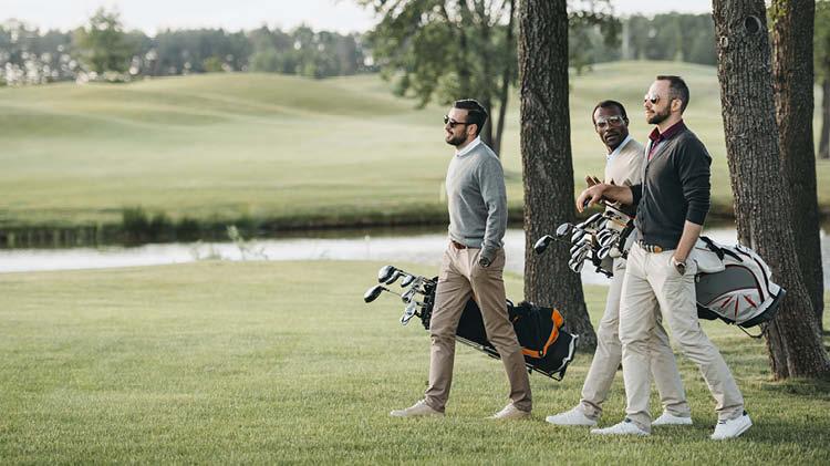 Texas Golf Scramble